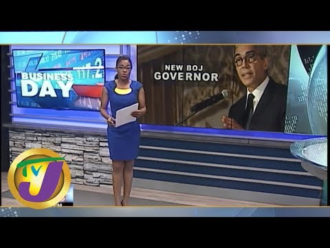 TVJ News Today: Byles Selected as New BOJ Governor - June 13 2019