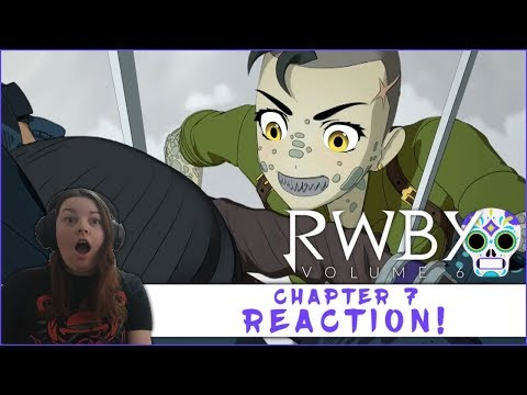 RWBY Volume 6, Chapter 7: The Grimm Reaper Reaction!