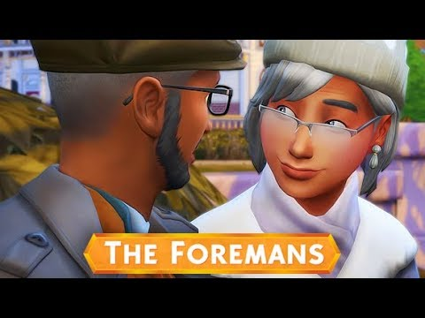 OLD AND RETIRED!!! 👵👴 | THE SIMS 4 // THE FOREMANS — 35 thumbnail