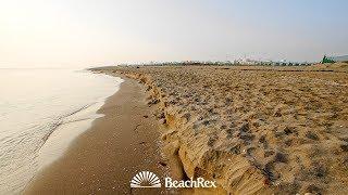 beach Sottomarina, Chioggia, Italy
