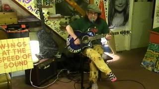 Paul McCartney - Beware my Love - Acoustic Cover - Danny McEvoy