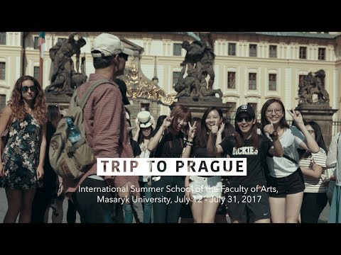 International Summer School of the Faculty of Arts – Trip to Prague