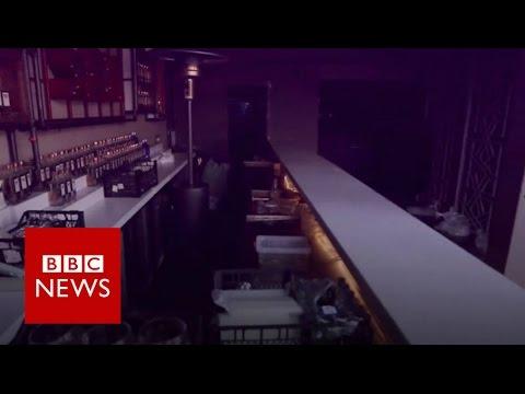 Istanbul attack: Inside Reina nightclub - BBC News