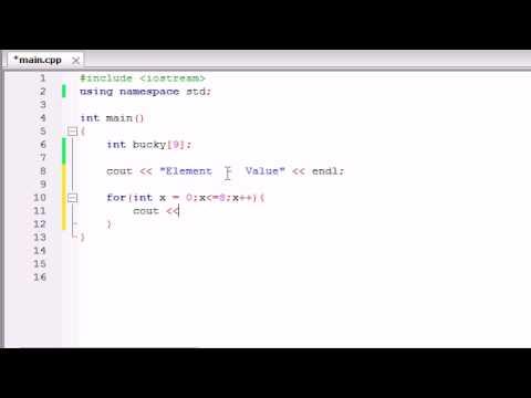 Binary Search in C++