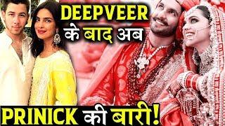 After DeepVeer Now Get Ready for Priyanka Chopra and Nick Jonas's Wedding!