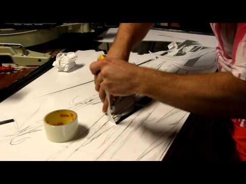 видео: Видео урок! Пескоструй своими руками, а также как должны устанавливать вам шкаф купе!