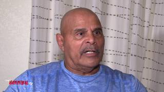 Rocky Johnson on Dwayne The Rock Johnson