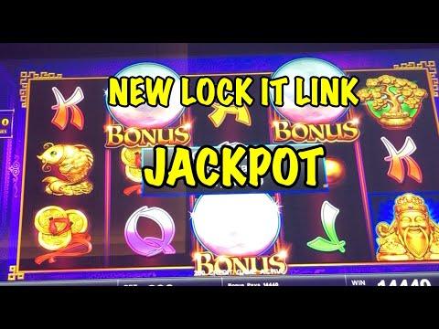 Jackpot Handpay: Shi Shi Shun Slot Machine