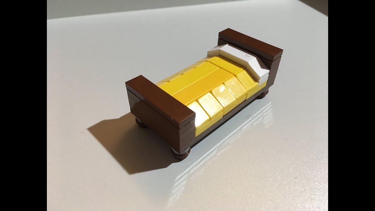 Lego Bett Tutorial