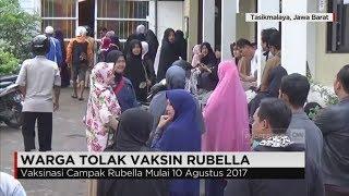54 anak-anak dan balita terserang penyakit Campak secara bersama di Temanggung - iNews Siang 13/01.