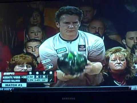 Pennsylvania Bowling Association Asbaty vs Woessener Part 2
