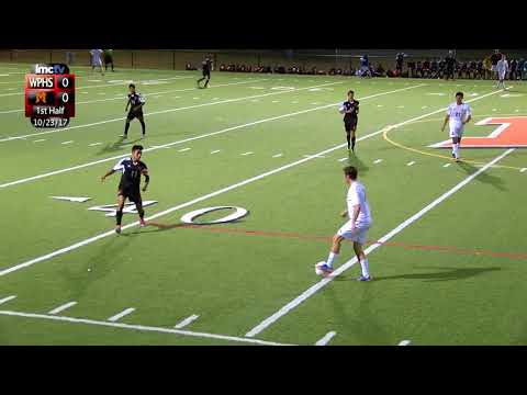 LMC Varsity Sports - Boys Soccer - White Plains at Mamaroneck - 10/23/17