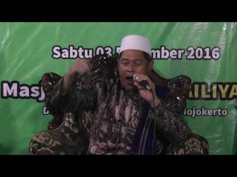 Pengajian KH.MUHAJIR Bojonegoro  Ceramah Di Mojokerto