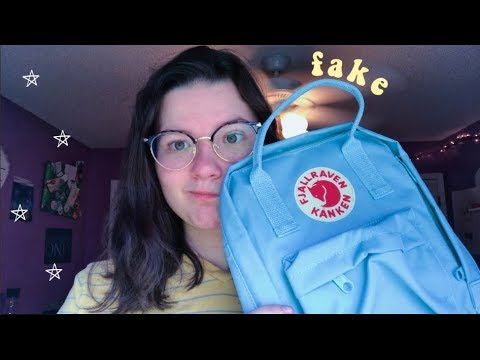 Buying A Fake Fjällräven Kånken Backpack | A Warning