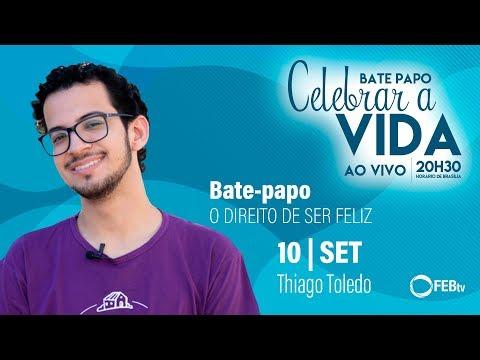 O direito de ser feliz - Thiago Toledo