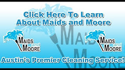 Maids and Moore a maid service Austin Texas