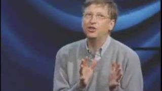 "Bill Gates: ""We need microformats"""