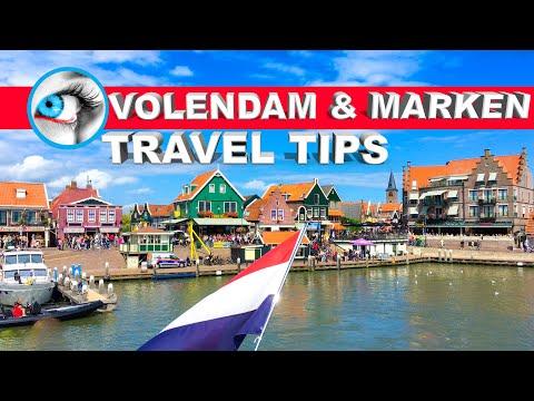 Volendam And Marken Travel Tour Tips Netherlands