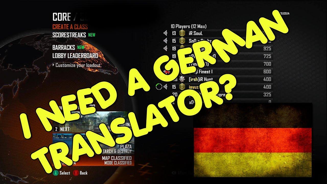 Urge Deutsch