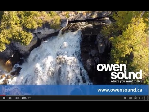 Owen Sound - Where you want to live