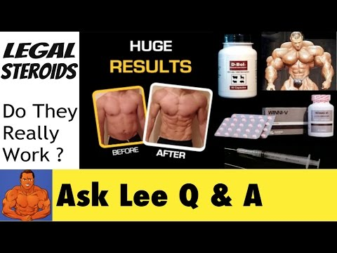 Legal STEROIDS - Do They Really Work?