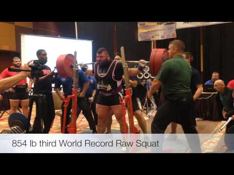 Robb Philippus IPL 308 Raw World Champion 2014