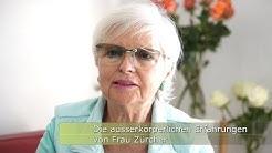 Die ausserkörperlichen Erfahrungen von Frau Zürcher (OBE with engl. subtitles)