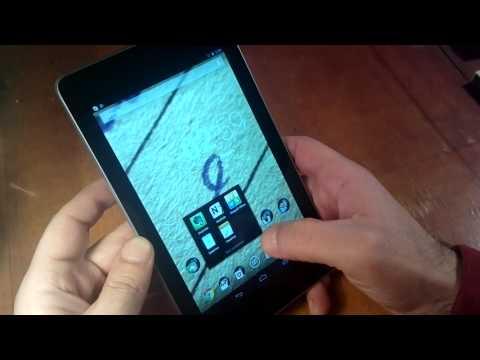 Google Nexus 7 - Android 4.2 Jelly Bean