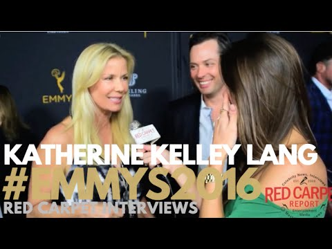 Katherine Kelly Lang interviewed at the Stars of Daytime TV Celebrate Emmy Season Event #Emmys