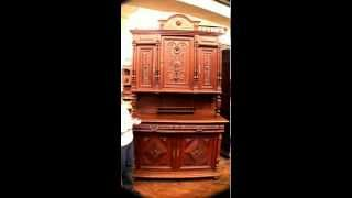 Antique Renaissance Buffet 12-544-0