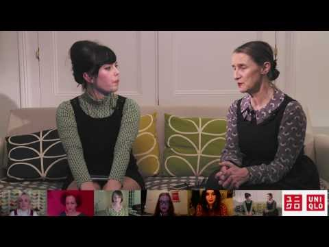 UNIQLO Live Google Hangout With Orla Kiely Highlights