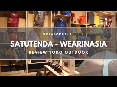 Review Toko Outdoor Di BSD |  Satutenda - Wearinasia