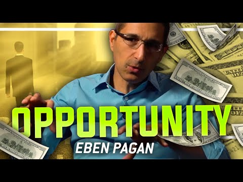 EBEN PAGAN - OPPORTUNITY - How To Find, Create And Thrive From Opportunities In Your Life from YouTube · Duration:  2 minutes 5 seconds