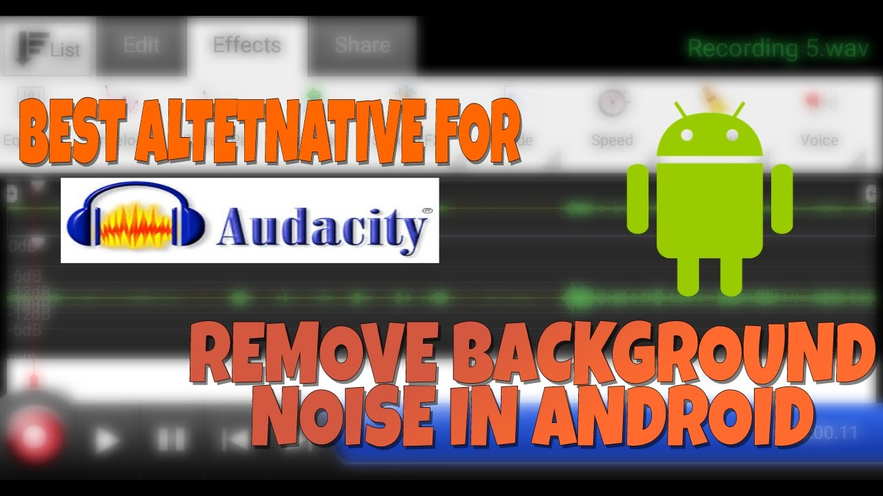 audacity for android apk