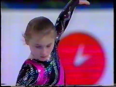 Elena Pingacheva RUS - 1996 World Junior Championship LP