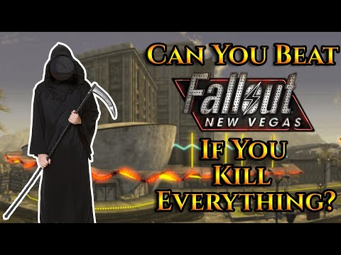 Can You Beat Fallout New Vegas If You Kill Everyone? |