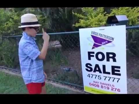 Ray Daniels sells a house in Townsville