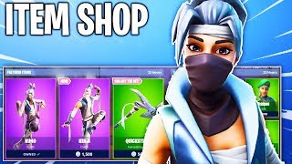 Fortnite Item Shop! OMG NEW NINJA SKINS! Daily & Featured Items