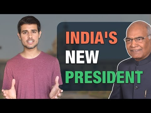 Ram Nath Kovind - President of India - Important Facts To Know By Dhruv Rathee