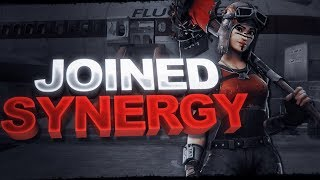 Joined Synergy - Raves