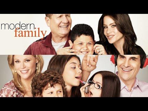 TV Spec of Modern Family by Debi Calabro