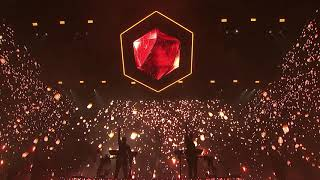ODESZA - Live with Drones at Coachella 2018