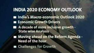 India 2020 Economy Outlook: Journey towards $5 trillion economy