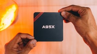Review : Nexbox A95X Android TV Box