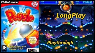 Peggle - Longplay Full Game Playthrough (No Commentary)