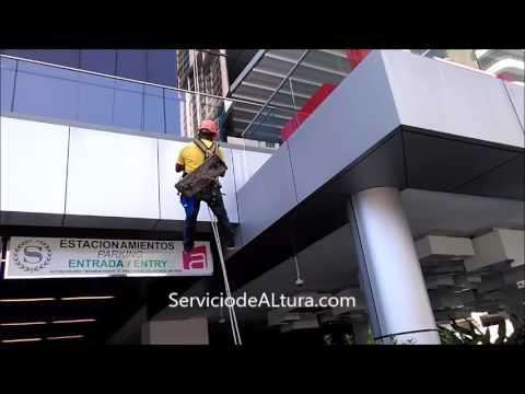 Trabajos en Altura en Panama