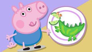 Chota Kids TV हिन्दी - Lunch - Dopahar ka Khaana - हिंदी Kahaniya - Peppa Pig Hindi