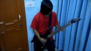 Race Saanson Ki guitar Intro solo by-Ashu (Breakless)