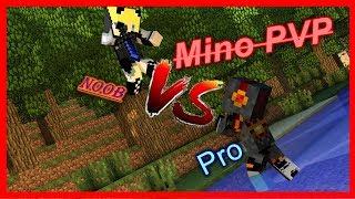【Minecraft  PvP 材質包】 Mino 材質包介紹 1.7~1.8 (推薦PvP玩家們使用)