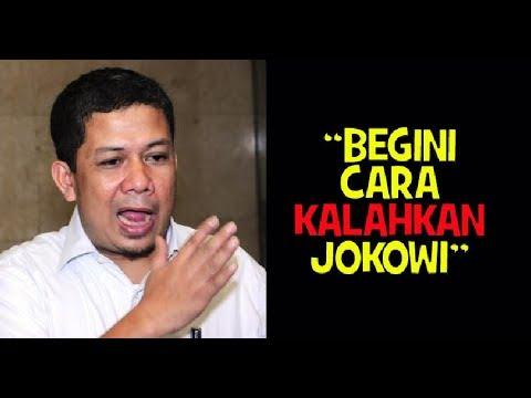 GAWAT...FAHRI HAMZAH BONGKAR RAHASIA KALAHKAN JOKOWI DI PILPRES 2019